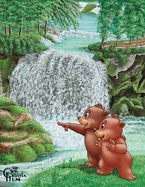 Putovanje medvjedića